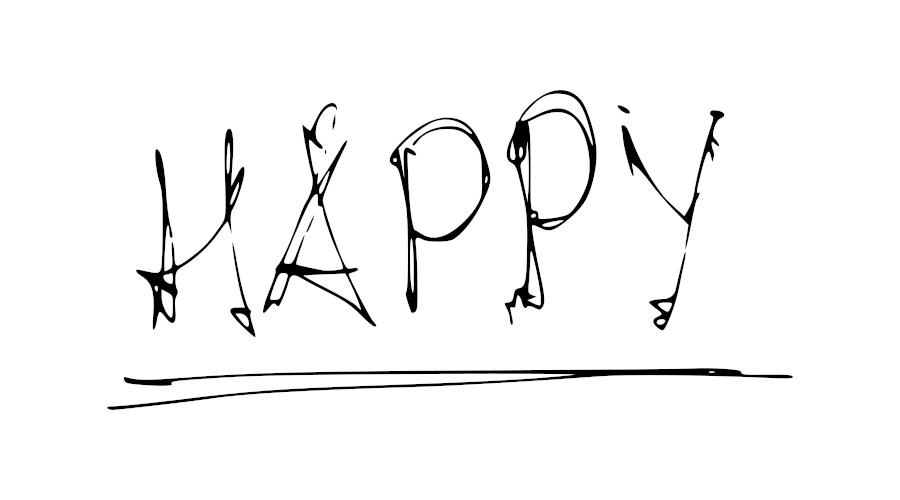 Felicità, perché nulla mi rende felice … io sono felice